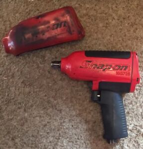 Snap On Mg725 1 2 Drive Pneumatic Heavy Duty Magnesium Impact Wrench 0103