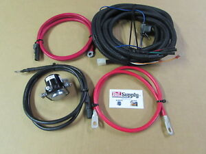 Meyer Snow Plow Truckside Wiring Kit Power Wires Control Wiring 15764