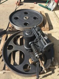 Bandsaw Wheels And Components To Build Your Own Huge Slab Saw Sawmill