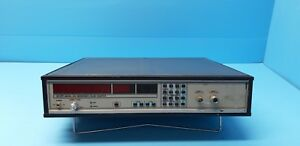 Eip 585 Microwave Frequency Counter With Options 5802