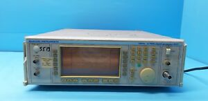 Marconi Instruments Signal Generator 2031 10khz 2 7 Ghz