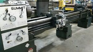 Pre owned Summit Engine Lathe