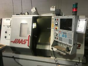 Haas Sl 20t Lathe Tail Stock 2000