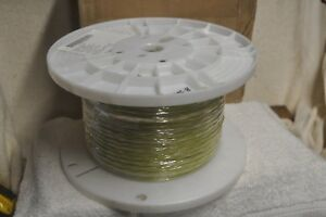 Air Craft Wire C21017 1 22awg Silver Core Conductor 330 Ft New