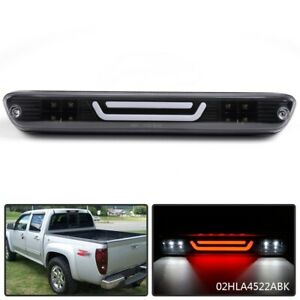 For 2004 2012 Colorado Canyon 3d Tube Third Brake Light High Stop Cargo Lamp