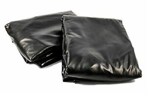 Camco 45249 Black 33 Inches 35 Inches Vinyl Wheel And Tire Protector pack O