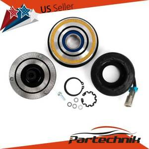 Ac Compressor Clutch Assembly Repair Kit For Escalade Tahoe Suburban Avalanche