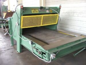 48 Maren Pinch Conveyor Floor Mount Shredder For Boxes Etc