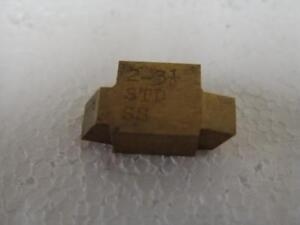 Victaulic Vic Vg28 Pipe Cut Groover Tool Bit Cutter 2 1 2 3 New
