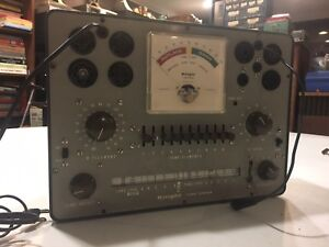 Knight Tube Tester Checker Untested