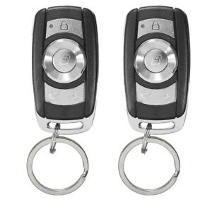 Car Remote Control Central Kit Door Lock Locking Keyless Entry System Lip