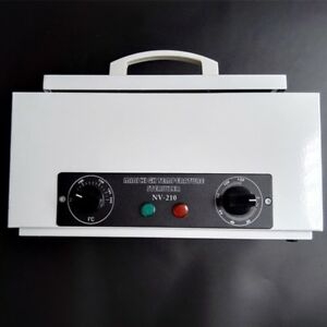 Dental Autoclave Sterilizer Magnifier Dry Heat Hot Air For Nail Tools Beauty Sal