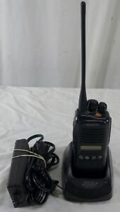 Kenwood Tk 3180 K 2 Portable Two Way Radio Uhf 400 470 Mhz Charger