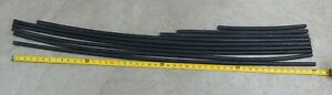 28 Feet X 1 2 3 1 Black Heat Shrink Tube Pipe Harness adhesive Unknown Eh
