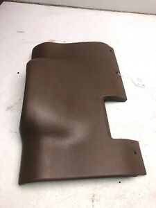 98 01 Dodge Ram 1500 2500 3500 Dash Knee Bolster Panel Tan R2386