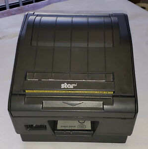 Star Micronics Tsp800l Barcode Printer Plus 5x Roll Thermal Printing Papers