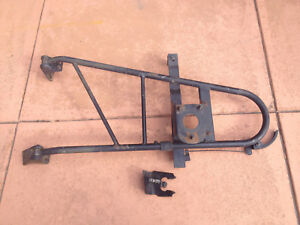 1987 1996 Ford Full Size Bronco Tailgate Swing Out Spare Tire Carrier Mount
