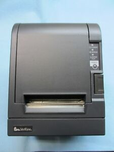 Verifone epson Tm t88iii vf Pos Printer Ruby Topaz Great Replacement For Rp300