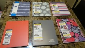 Lot 6 2018 2019 At A Glance Planners Good Til June 2019 New