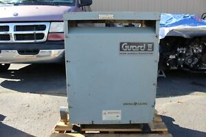 Ge Guard Ii Noise Isolation Transformer 480 Volts 3 Phase 30 Kva