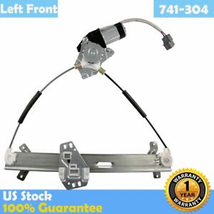 Window Regulator For 2003 2007 Honda Accord Coupe Left Front Driver Side Power