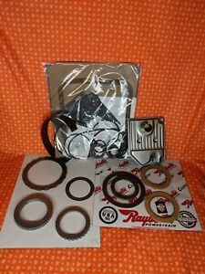 Ford Aod Transmission Rebuild Kit Clutches steels band 4wd Filter L83 e1989