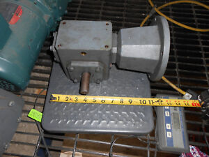 Sterling Electric Motor Speed Reducer 10 1
