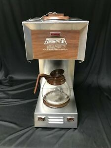 Thermatic J 80 Coffee Maker Brewer
