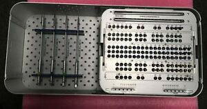 Medtronic Tsrh Tc Spinal System Screw Set Incomplete