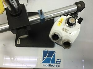 Bausch Lomb Stereozoom 4 Microscope Base And More As is
