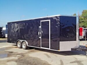 New 8 5 X 24 Cargo Trailer Car Hauler