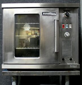 Market Forge 4200 Commercial Electric Countertop Convection Oven half Pans