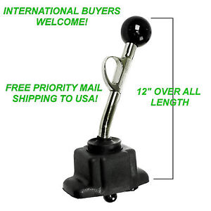 Empi Trigger Shifter Short Throw 12 Oal Vw Dune Buggy Bug Baja Thing Parts