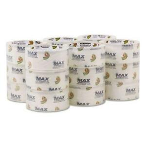 Duck Packaging Tape 3 Core Crystal Clear 18 Rolls duc241514