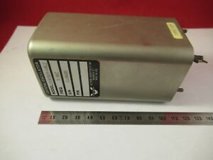 Vectron Labs Quartz Oscillator 5 Mhz Frequency Standard As Pictured