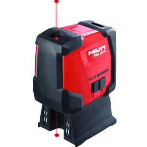 New Hilti Pm 2 p Laser Level Plum Laser Two Point