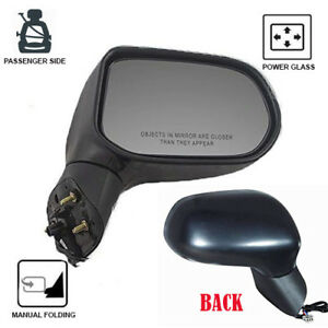 For Honda Civic 06 10 Sedan Ex Lx Si Power Side Mirror 76200snaa01 76200snea02 R