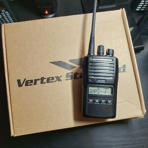 Vertex Vx 264 Uhf Radio With Original Box Battery And Charger Lightly Used