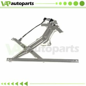 For 1994 2004 Ford Mustang 38 46 Power Window Regulator Front Lh With Motor