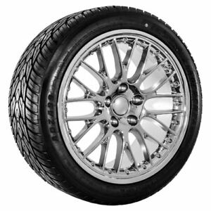 Audi Wheels Sku 135 20 Inch Replica Chrome Rims With Tires Free Shipping