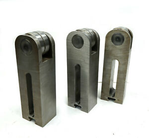 8 x2 x2 5 Cnc Machine Pulley Adjustment Rotating Fixture With Bearing