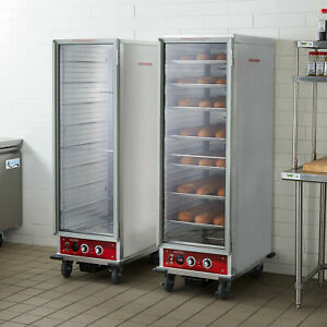 Full Size Insulated Nsf Heated Holding Proofing Cabinet With Clear Door