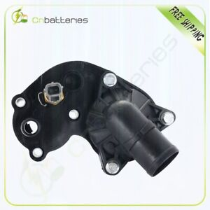 Thermostat Housing For Ford Mustang 4 0l 2005 2007 2006 2008 2009 2010 One Hole