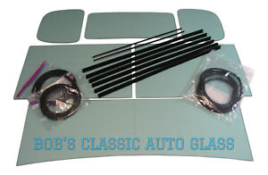 1930 1931 Ford Model A Coupe Classic Auto Glass Seals Vintage New Classic Flat