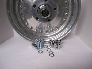 16 Wheel Conversion Studs 14 X 1 5 To 12 X1 5 1 16 Mag Lug Center Line Wheels