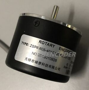 Zsp6 605 401g120bz1 5 12e Photoelectric Encoder For Automatic Paper Cutter