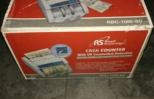 Royal Sovereign Cash Counter Rbc 1000 sc Paper Bill Counting Machine