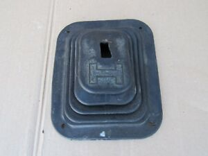 Hurst 2374 Shifter Boot 3 4 5 Speed Chevy Ford Dodge Pontiac Olds Plymouth Buick