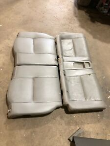 2002 2003 2004 Acura Rsx Complete Rear Seat Tan