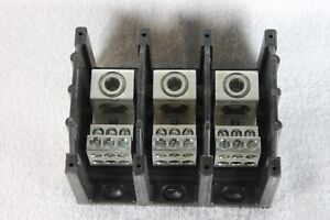 Edison Pb3063 Power Distribution Block W41